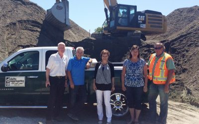 Local Construction Companies Support Reach: