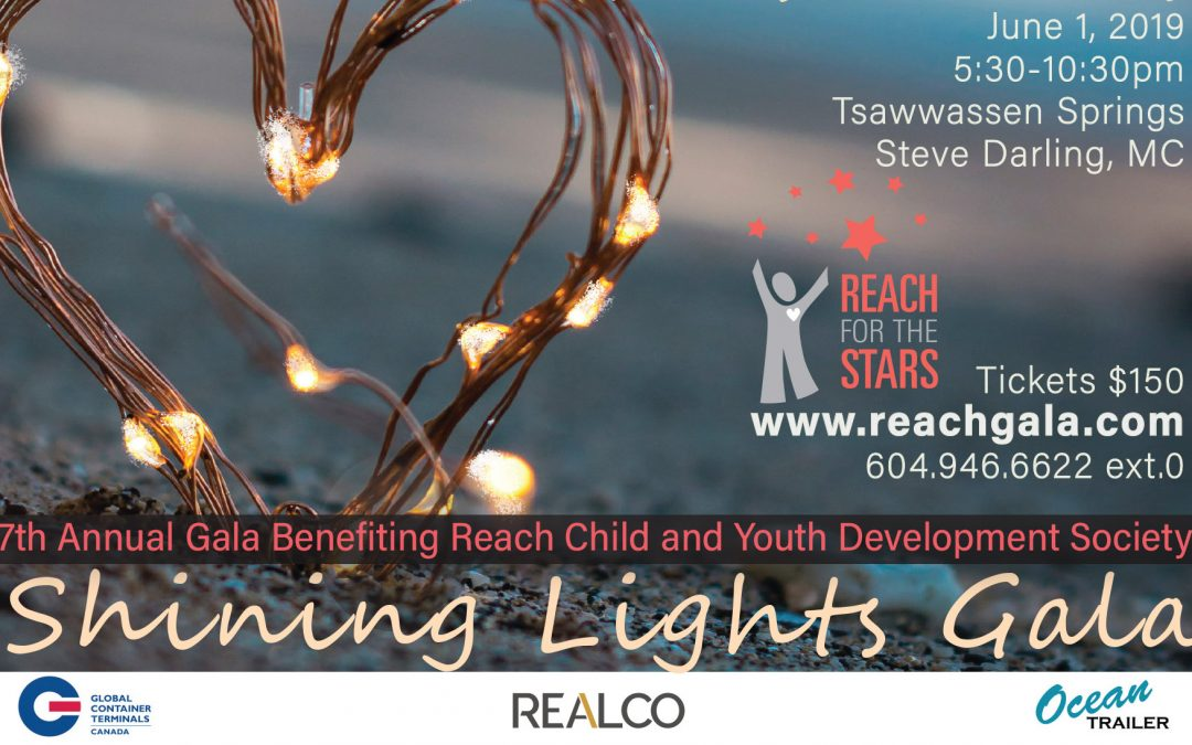 2019 Reach for the Stars Gala